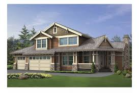 Angled House Plans Eplans Craftsman House Plan Angled Entry With View To Back Of