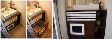 bathroom in a box how to hide your cat s litter box in a bathroom cabinet a diy
