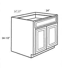 Shaker Kitchen Cabinet Plans Mocha Shaker Kitchen Cabinets