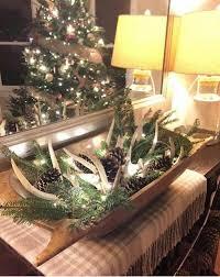 deer antler christmas tree christmas antlers pinteres