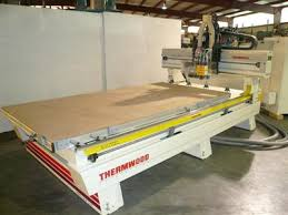 used cnc router table thermwood cs45 510 cnc router thermwood cnc router