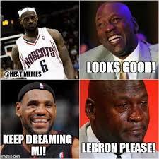 Miami Heat Memes - haha mj credit heat memes http weheartokcthunder com nba funny