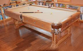 build a pool table build a pool table mesquite and a woodmaster drum sander