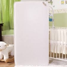Soy Crib Mattress L A Baby V Zone 2 In1 Breathe Safe Soy Foam 5 75
