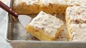 vanilla cake recipes bettycrocker com