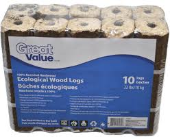 great value ecological wood logs walmart canada