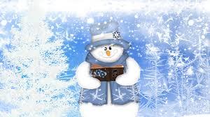 winter persona tree carol blue cold singer frosty snowman firefox