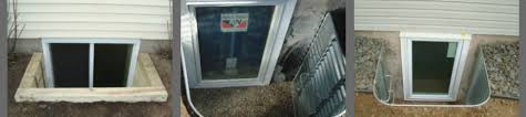 Basement Window Installation Cost by 1895 00 Egress Window Basement Egress Window Egress Installer