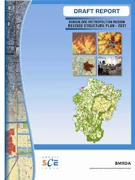bmrda restructure pdf bangalore geographic information system
