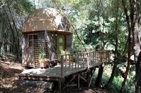 mushroom cabin outside santa cruz is most popular airbnb in the