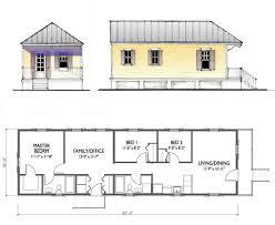 lowes floor plans cabins lowes katrina cottage living home house design plan m