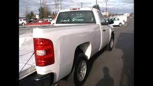 Chevy Silverado New Trucks - 2008 chevrolet silverado 1500 regular cab work truck pickup 8 ft