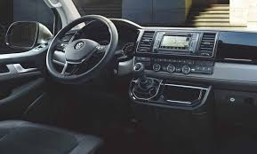 volkswagen california interior vw california ocean dsg swiss vans