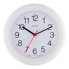 round clock diy