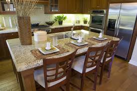 kitchen island with sink and dishwasher and seating 36 eye catching kitchen islands pictures
