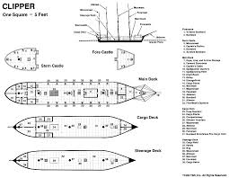 to scale deckplans