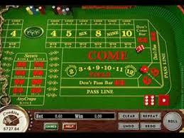 Craps Table Odds Craps Gambling Online Rules U0026 Strategy For Winning Casino Craps