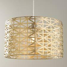 Drum Light Fixture by Young House Love Metal Strap Drum Pendant Shades Of Light