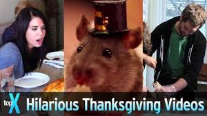 top 10 hilarious thanksgiving topx watchmojo