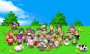 harvest moon harvest moon friends of mineral town 3 0 download apk for android
