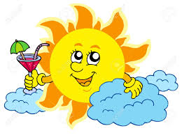 drink vector sun with drink vector illustration free cliparts cliparts and