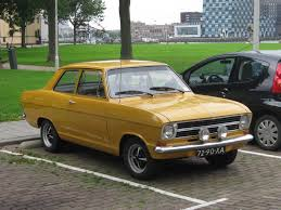 kadett opel panoramio photo of opel kadett b saloon two doors 1972 in rotterdam