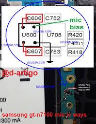 samsung sgh u600 manual galaxy note ii n7100 mic solution jumper problem ways microphone