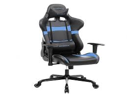 fauteuil de bureau dossier inclinable chaise chaise gamer unique songmics chaise gamer fauteuil de bureau