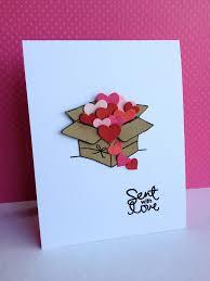 Hand Made Card Designs Best 25 Valentines Card Design Ideas Only On Pinterest Heart