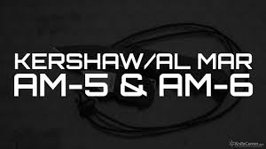 kershaw al mar am 5 u0026 am 6 youtube