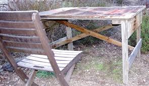 How To Build A Garden Bench Garden Furniture How To Build A Picnic Or Garden Table