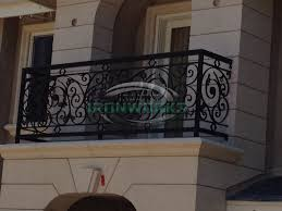 balcony railings isaac u0027s iron works