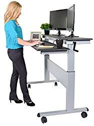 5 best adjustable height desks and converters top desks for standing