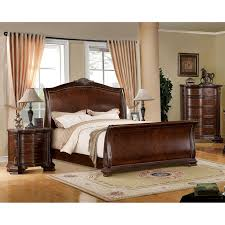 sleigh bed bedroom set king size sleigh bedroom sets myfavoriteheadache com