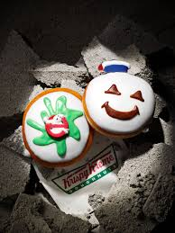 central halloween party astoria krispy kreme scares up something sweet this halloween