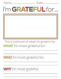 i m grateful for thanksgiving printable