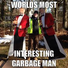 Garbage Man Meme - the cape cod garbage man is a must follow on twitter the real cape