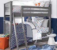 Bunk Bed Sheet Kendall Bunk Bed Pottery Barn