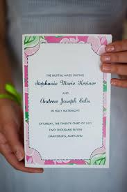 invitation design programs captive the heart a sprightly wedding for the catholic