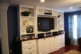 wall units interesting custom entertainment center plans build