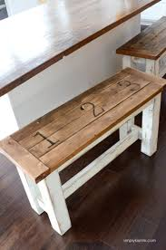 Boot Bench by Ana White Kitchen Benches Featuring Simply Kierste Design Co