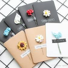 paper greeting cards creative diy handmade greeting card retro kraft paper dried