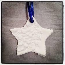 webelos craftsman clay dough ornaments dishfunctional designs