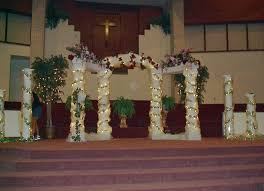 church wedding decorations ideas bathroom wall decor