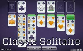 halloween solitaire chrome web store