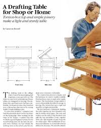 stacor drafting table drafting table design plans make your own blueprint how to draw