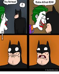 Batman Robin Meme - hey batman robin alfred r34 o itsthetiecom batman robin meme on
