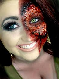 bloody halloween makeup costume ideas pinterest bloody