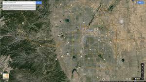 Conifer Colorado Map by Aurora Colorado Map