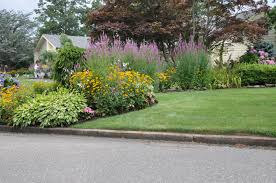 plant perennials for easy curb appeal espoma